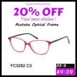 Popular Design Colorful Acetate Eyewear Eyeglass