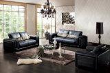 High Quality Leather Reception Sofa/Recliner Sofa (UL-NSC192)