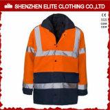 Wholesale Orange Reflective Hi Vis Workwear Jacket (ELTSJI-2)