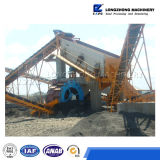 100-120t Sand Washing Production Line with Bucket Wheel