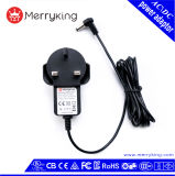 Eco-Friendly Olp/Ocp/SCP 9V 2A AC DC Power Adapter for Router