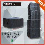 Ks28 Dual 18 Inch Sub Bass Speaker Subwoofer Line Array Sound System