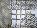 Heavy Duty Steel Square Crimped Mesh Metal