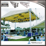 Concert Stage Roof Aluminum Truss Lift Equipment for Lighting