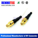 MCX Male to MCX Male for Cable Rg174