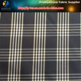 Polyester Fabric, Yarn Dyed Check Fabric for Garment