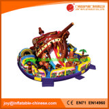 Inflatable Treasure Hunt Island Games (T6-312)