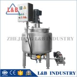 Electric Heating Stainless Steel Stirred Tank Mixer