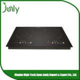 Double Burner 2000W Electric Induction Cooker Kitchen Equipment