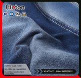 4 Way Stretch Pique Inside Knitting Denim Fabric for Jeans