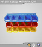 Cmd-540-0001 Plastic Storage Box for Sharing Machinery Parts, 3 Shelves 15 Bins