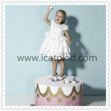 Classical Cap Sleeve Birthday Party Girl Dress