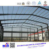 Large Span Pre-Fabricated Steel Structure Factory