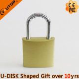 Lock Shaped USB Flash Drive for Key Gifts (YT-1228)