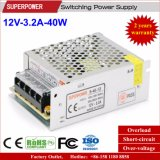 DC 12V 3A 36W Single Output Series Switching Power Supply