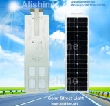 60W Outdoor Garden Lighting Integrated LED Solar Street Lamp with Motion Sensor