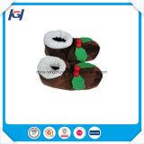 Hot Selling Novelty Soft Stuffed Animal Christmas Slippers