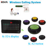 Pager Calling System Restaurant Paging Best Price of Service Calling Equipment