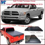 100% Matched Folding Truck Bed Covers for Dodge RAM 3500 Big Horn Laramie Mega Cab 2015+