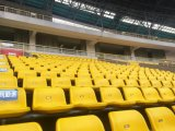 Virgin HDPE Plastic Stadium Seat for Outdoor Use