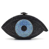 2017 New Design Evening Bag Colorful Bead Sequin Clutch Handbag Eb710