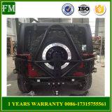 Evo Style Spare Tyre Bracket Carrier for Jeep Wrangler Jk