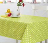Clear Plastic Tablecloth Rolls PVC Transparent Printed Tablecloth Dispasable