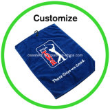 Custom Logo Softextile Microfiber Golf Towel