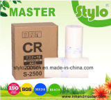 Cr A4 Master for Use in Riso Duplicator