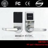 Electronic Single Latch RFID Card Digital Smart Hotel Door Locks