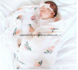 70%Bamboo 30%Cotton Muslin Wrap
