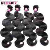 Msbeauty Factory Cheap Remy Indian Virgin Hair Pieces