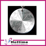 Factory Wholesale Stainless Steel Quantum Necklace