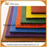 En1177 Outdoor Rubber Flooring Tile Rubber Mats for Children Playground