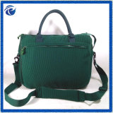 Green Corduroy Women Fashion Handbag