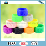 Factory Custom Holiday Promotion Gift Silicone Ring Sw08