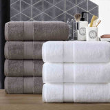 Cotton Bath Towel for Adult, Soft Towel for Five-Star Hotel