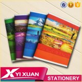 Cheap Custom Printed School Softcover Paper Exercise Notebook
