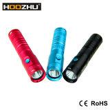 Hoozhu U10 Mini Diving Light CREE Xml-2 U2 LED Max 900lm Underwater 80m LED Flashlight