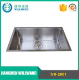 Handmade Nr-2801 Single Bowl Kitchen Sink with Cupc Certificate