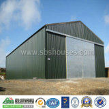 Prefabricated Light Steel Structure with High Quality
