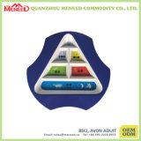 Best Seller Nutrition Platter Food Grade Plastic Tray