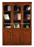 Us Market Wooden Classical Office Cabinet with Three Doors (FOHS-B300)