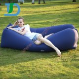 Nylon Waterproof Inflatable Sofa Air Bed for Traveling Camping