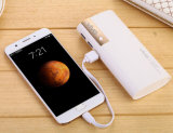 10000mAh 3 USB Fast Charge Portable Power Bank Cell Phone Power Supply