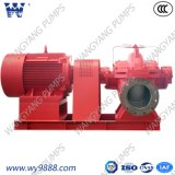Single Stage Double Sution Centrifugal Fire Fighting Pump Packaged