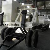 Bh600-305 Automatic Arch Roof Roll Forming Machine