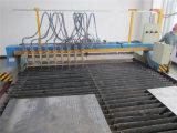 Multi Head Ironworker/Metal/Ferros Sheet Stee Plate Linear Flame Cutter