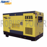 Low Noise Silent Diesel Generator Set with