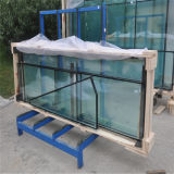 8+9A+8mm Flat Clear Insulated Glass for Building
